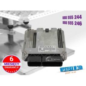 ECU A4 A5 Q5 EXEO 2.0 TDI...